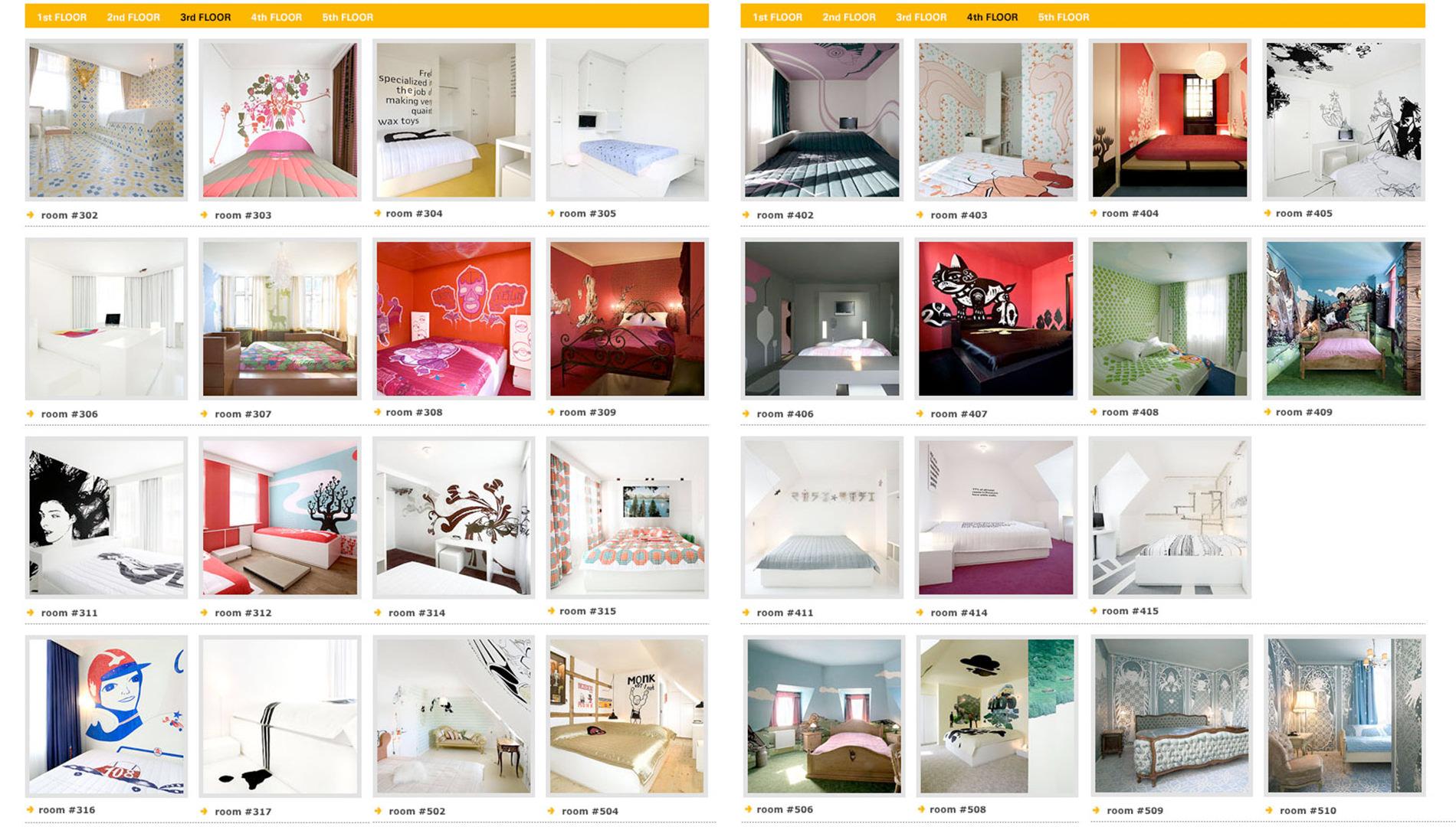 Messe Design Live Kommunikation Kopenhagen VW Projekt Fox Hotel Zimmer Going Places EventLabs