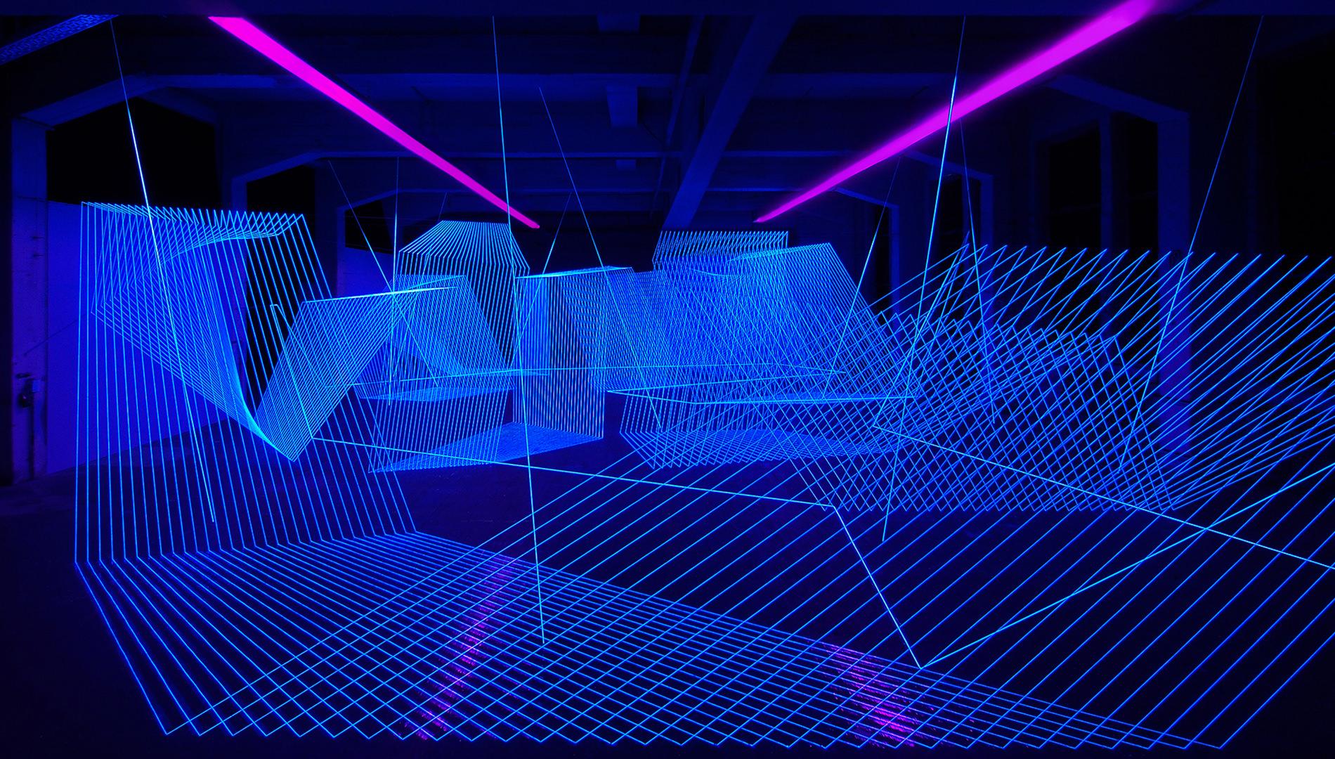 Messe Design Live Kommunikation Hamburg Berlin Köln Olympus Photography Playground Laser Jeongmoon Choi Going Places EventLabs