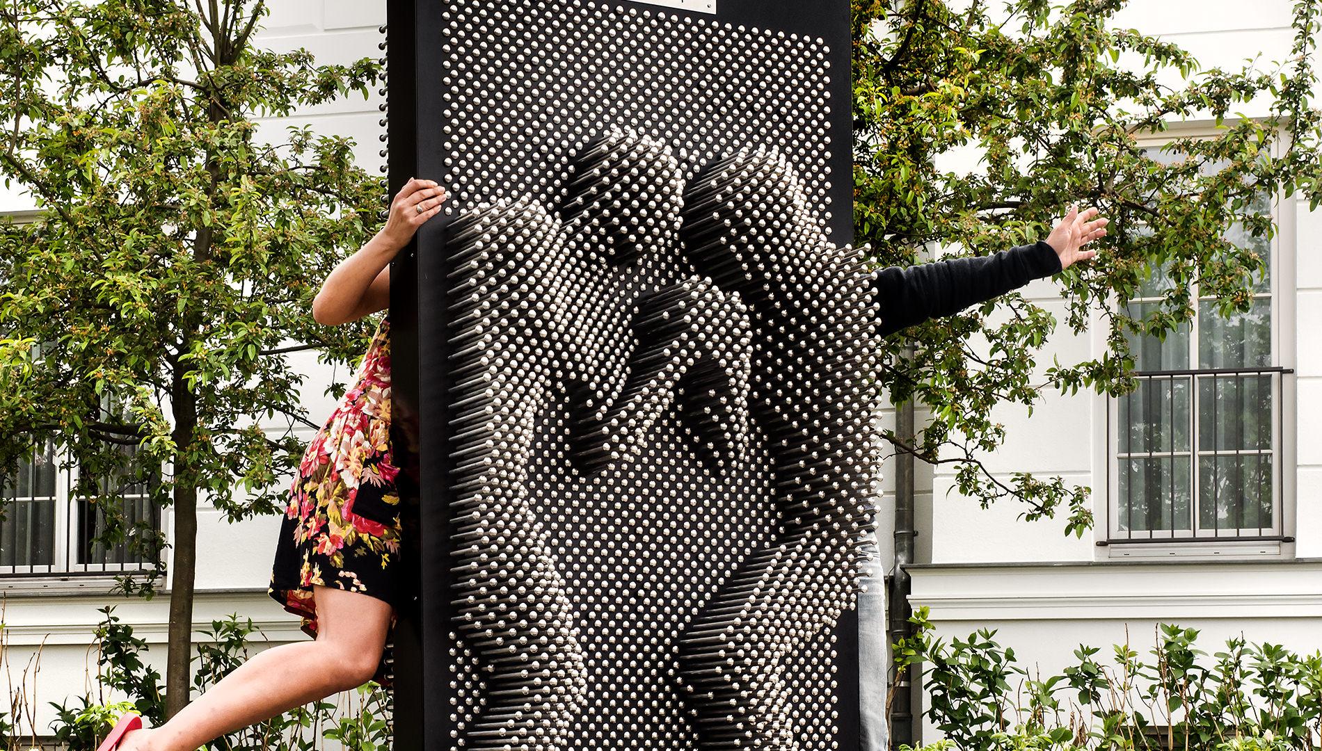 Messe Design Live Kommunikation Zingst Fotokunstpfad PinUp Going Places EventLabs