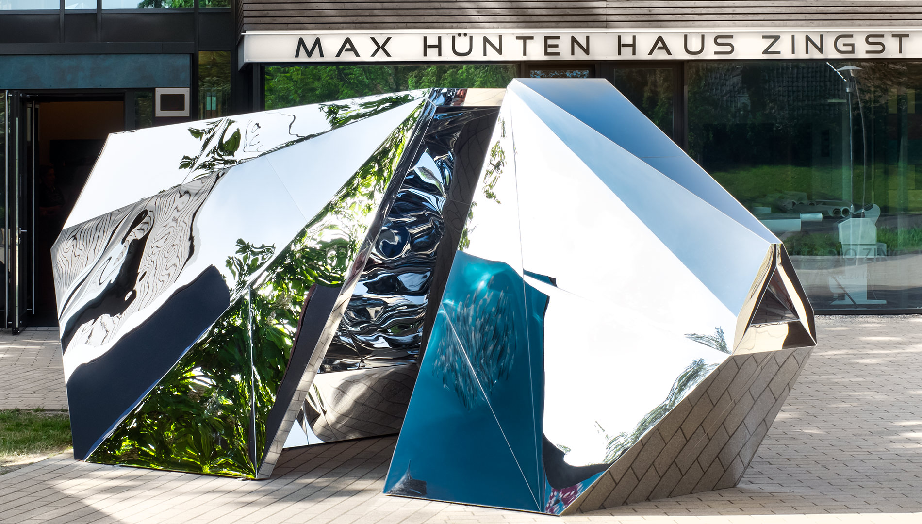 Messe Design Live Kommunikation Zingst Fotokunstpfad Spiegel Max Hünten Haus Going Places EventLabs